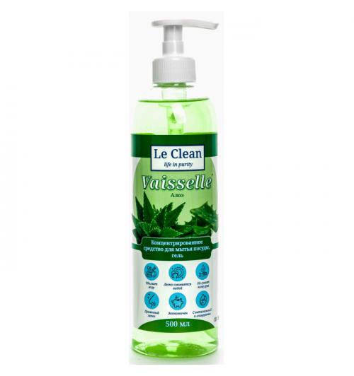 Le Clean Vaisselle Алоэ 500мл