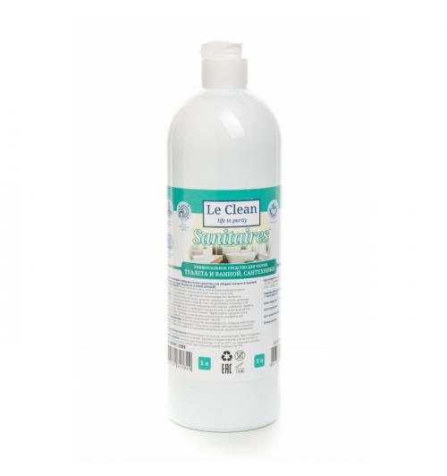 Le Clean Sanitaires 1000мл